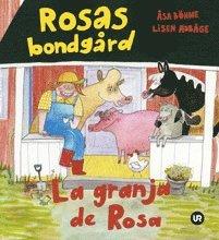 bokomslag Rosas bondgård = La granja de Rosa