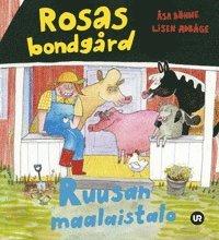 bokomslag Rosas bondgård = Ruusan maalaistalo