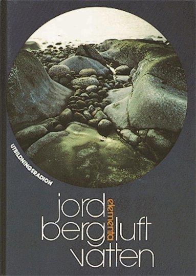 bokomslag Jord, berg, luft, vatten : elementa