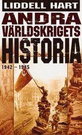 bokomslag Andra världskrigets historia : 1942-1945