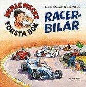 bokomslag Mulle Mecks första bok : racerbilar