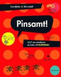 bokomslag Pinsamt! : allt om stunderna du helst vill glömma