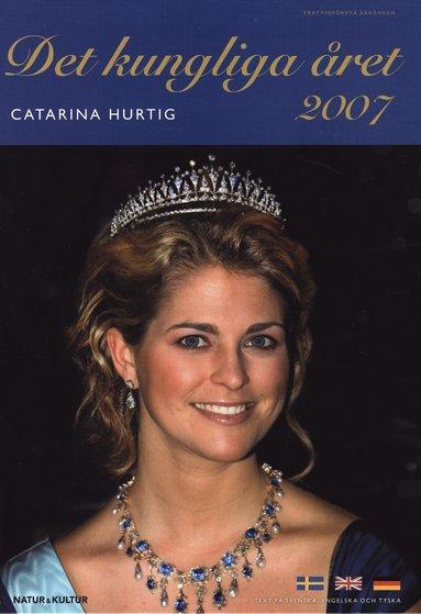 bokomslag Det kungliga året 2007