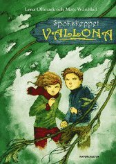 bokomslag Spökskeppet Vallona