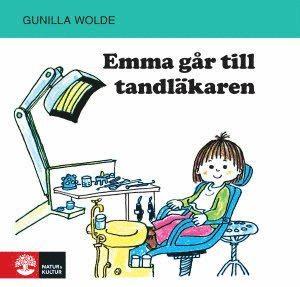 bokomslag Emma går till tandläkaren