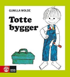 bokomslag Totte bygger