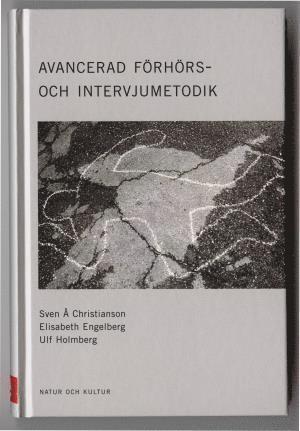 bokomslag Avancerad förhörs- och intervjumetodik