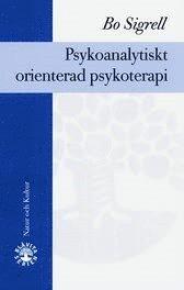 bokomslag Psykoanalytiskt orienterad psykoterapi