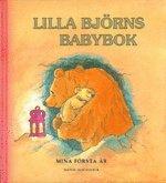 Lilla björns babybok : Mina första år