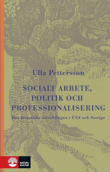 bokomslag Socialt arbete, politik och professionalisering : Den historiska utveckling