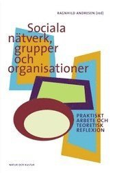 bokomslag Sociala nätverk, grupper och organisationer : praktiskt arbete och teoretisk reflexion