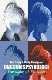 bokomslag Ungdomspsykologi : utveckling och livsvillkor