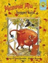 bokomslag Mamma Mu bygger koja (med cd)