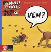 bokomslag Mulle Mecks minsta bok: Vem?
