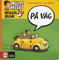 bokomslag Mulle Mecks minsta bok : På väg