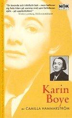 bokomslag Karin Boye