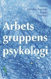 bokomslag Arbetsgruppens psykologi