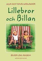 bokomslag Lillebror och Billan
