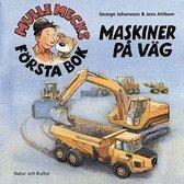bokomslag Mulle Mecks första bok : maskiner på väg