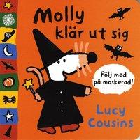 bokomslag Molly klär ut sig : följ med på maskerad