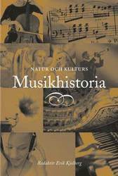 bokomslag Natur & Kulturs musikhistoria