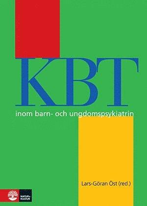 bokomslag KBT inom barn- och ungdomspsykiatrin