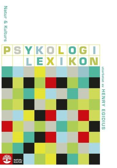 bokomslag Natur och Kulturs Psykologilexikon