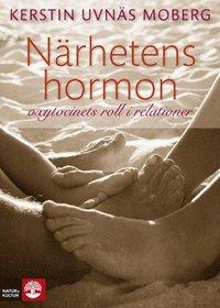 bokomslag Närhetens hormon : oxytocinets roll i relationer