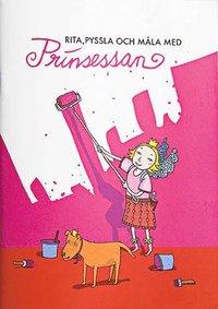 bokomslag Prinsessans målarbok