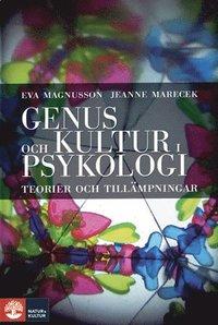 bokomslag Genus och kultur i psykologi : teorier och tillämpningar