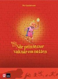 bokomslag När prinsessor vaknar om natten