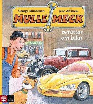 bokomslag Mulle Meck berättar om bilar
