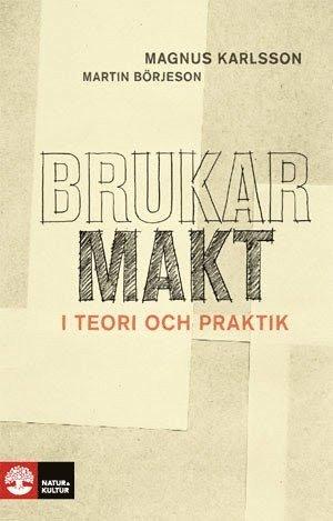 bokomslag Brukarmakt - i teori och praktik