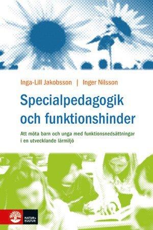 bokomslag Specialpedagogik och funktionshinder