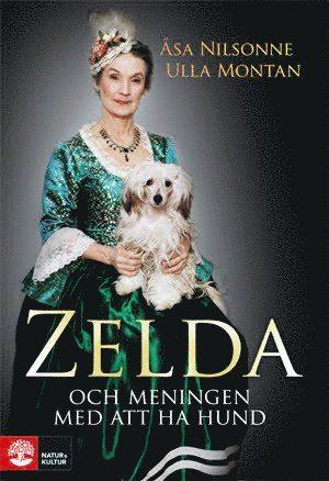 bokomslag Zelda och meningen med att ha hund