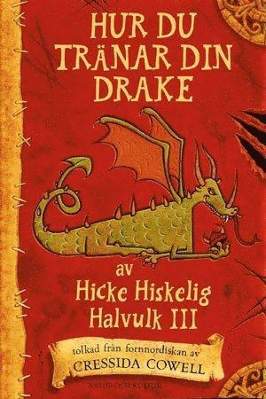 bokomslag Hur du tränar din drake