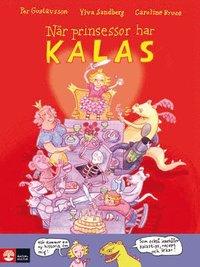 bokomslag När prinsessor har kalas