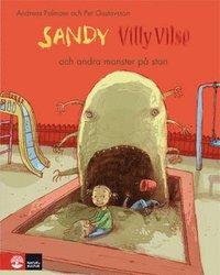 bokomslag Sandy, Villy Vilse och andra monster på stan