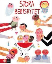 bokomslag Stora bebisbytet