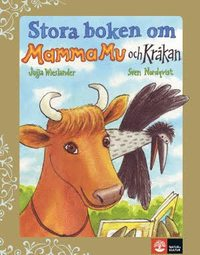 bokomslag Stora boken om Mamma Mu och Kråkan
