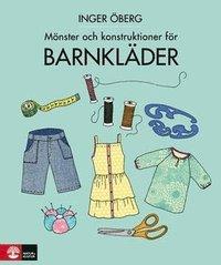 bokomslag Mönster och konstruktioner för barnkläder + mönsterark