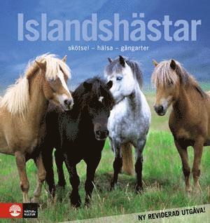 bokomslag Islandshästar : skötsel - hälsa - gångarter