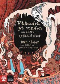 bokomslag Vålnaden på vinden : och andra spökhistorier