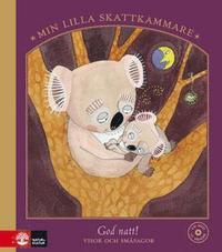 bokomslag Min lilla skattkammare : god natt! Visor och småsagor