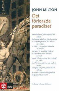 bokomslag Det förlorade paradiset