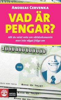 bokomslag Vad är pengar? : allt du velat veta om världsekonomin men inte vågat fråga om