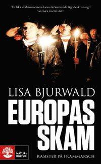 bokomslag Europas skam : rasister på frammarsch