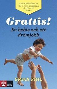 bokomslag Grattis! en bebis och ett drömjobb