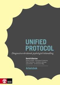 bokomslag Unified protocol Arbetsbok: Diagnosöverskridande psykologisk behandling
