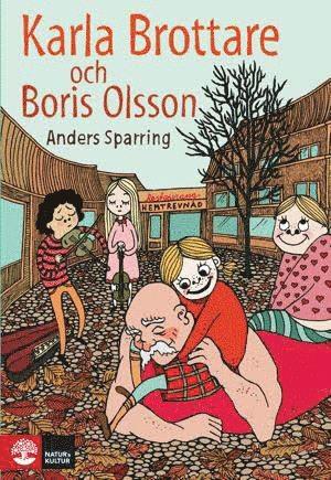 bokomslag Karla Brottare och Boris Olsson